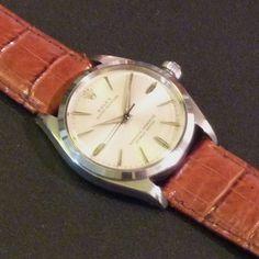 Vintage Rolex Watch, Ca. 1950s $850