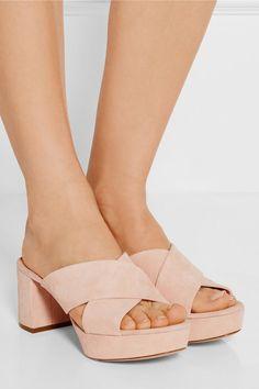 Thanks to Mansur Gavriel, Your Shoe Closet Is Now Complete