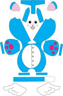Kigurumi of Happy from Fairy Tail.