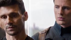 Chris Evans And Frank Grillo Were Actually Punching Each Other In 'Captain America: The Winter Soldier'