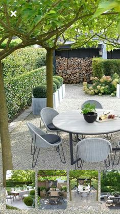 Scandinavian garden _ _garden _ronde _Scandinavian garden inspiration courtyards 37 Beautiful Garden Pictures For You