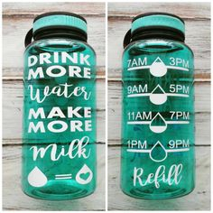 Water bottle for nursing moms - breastfeeding water bottle (affiliate)