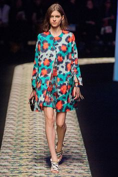 Paris Fashion Week Spring 2013 Runway Looks - Best Spring 2013 Runway Fashion - Harper's BAZAAR