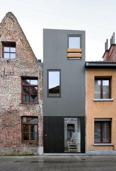 tiny narrow home