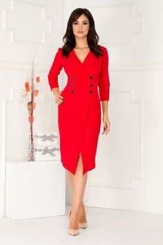 Nice Dresses, Dresses For Work, Blazer Dress, Couture, Coat, Fashion, Cute Dresses, Places, Board