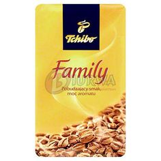 Kawa Tchibo Family mielona 250g_1
