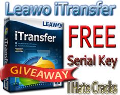 Leawo iTransfer Free Download With Legal Serial Key(Last Updated 31 Oct 2014) - I Hate Cracks