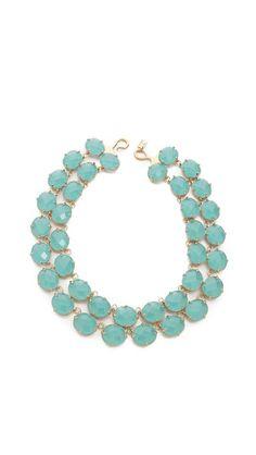 Juliet & Company Serenite Necklace - Translucent Hemlock