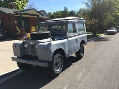 Land Rover 88 My 1964 Series 2a.