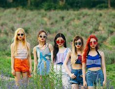 Red Velvet Red Flavor Era