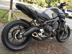 Looky what i got today - Yamaha FZ-09 Forum