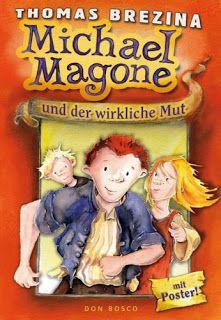 Büchereckerl: Michael Magone und der wirkliche Mut
