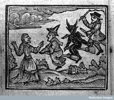 The legend of witches and brooms; also how to make your very own.