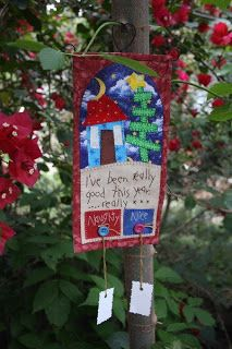 Sew much time, Sew little Fabric: Christmas Decorations