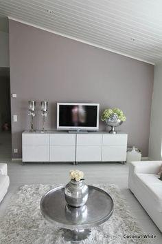 Coconut White: Olohuoneen uusi ilme ja väriä!