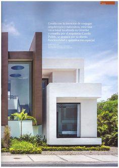Portada 2 publicación revista Mobiliari (From Camilo Pulido Aquitectos)