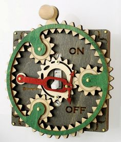 http://www.greentreejewelry.com/steam-punk-light-switches/tan-black-planetary-gear-light-switch-plate.html
