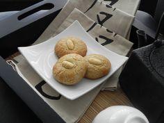 GF Almond Cookies