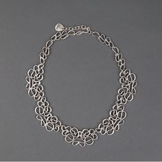 Pretty necklace -  get noticed and  enjoy the compliments!