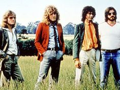 Led Zepplin- Fool in the Rain.....My Favorite LZ Song.