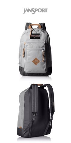 e02fc16ad JanSport Reilly Backpack | Grey Rabbit | Click for More JanSport Backpacks!  #backpacker #