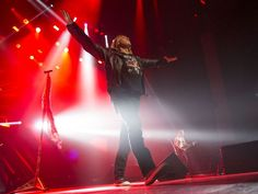 Def Leppard and REO Speedwagon perform at Ak-Chin Pavillion