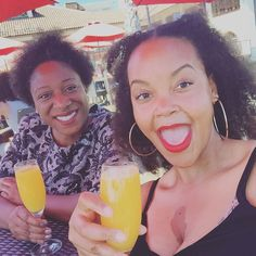 Good Times on #thedock with JoJo!  #Oakland #LakeChalet #CurlFriends #holynamesforever