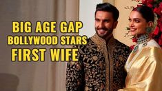 Big Age Gap between Bollywood Stars First Wife Bollywood Couples, Bollywood Stars, Age Difference, Gap, Entertainment, Blog, Movies, Movie Posters, Film Poster