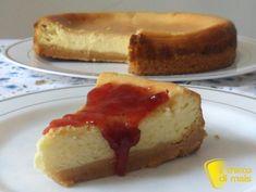 New York Cheesecake (ricetta al forno)