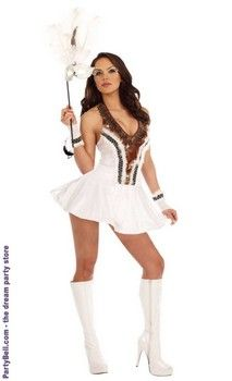 She's A Hoot (Snowy Owl) Adult Costume $39.04