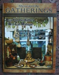mercantile gatherings magazine