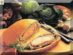 vcielkaisr-mojerecepty: Bravčové stehno v rýchlom lístkovom ceste Cheesesteak, Ethnic Recipes, Food, Essen, Meals, Yemek, Eten