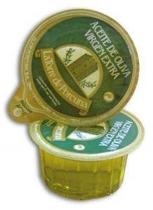 Envase monodosis de aceite