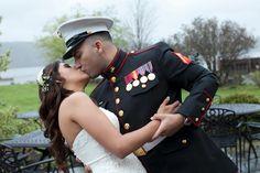Military wedding inspiration | Photo: Nick Carter Weddings Brides And Bridesmaids, Bridesmaid Dresses, Military Weddings, Ceremony Dresses, Nick Carter, Wedding Inspiration, Wedding Ideas, Event Styling, Davids Bridal