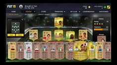 FIFA 15 3rd Day - NO BUYING