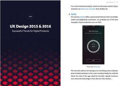 Free ebook on UX design trends for 2015-16