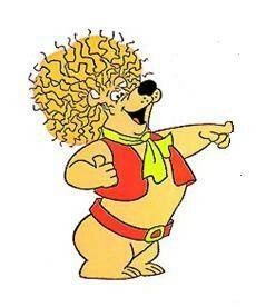 O Urso do Cabelo Duro - 1971