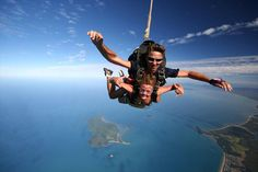 Cairns - Skydive the reef... I'm promised my parents will do this!