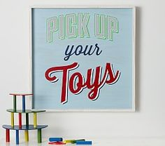 Nursery Wall Art, Baby Wall Art & Baby Room Art | Pottery Barn Kids