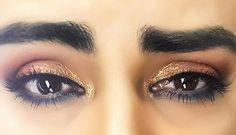 Ojos con tonos Royal , Dorados y Duraznos de M.A.C Cosmetics!!!  #MACtijuana #Golds #EyesLook #MakeUp #MakeUpChristianDayan