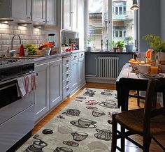 Kitchen Rug's Appropriate Area rugs for your Needs ,  #kitchenrugares