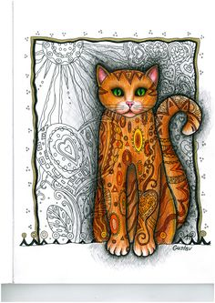 my first cat from creative cats