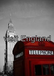 Visit England / Bucket List Ideas / Before I Die / #BLI_Countries