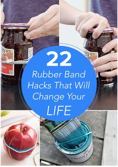 23 Ways You Could Be Using Rubber Bands You Never Thought Of
