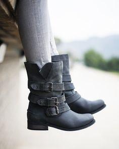 150235 Negro - Botines - Romano - Tienda Online Zapatos de Mujer