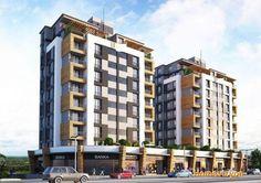 Home Vizyon'dan bağcılar 2+1 site içinde sıfır lüks satılık daire - 3453