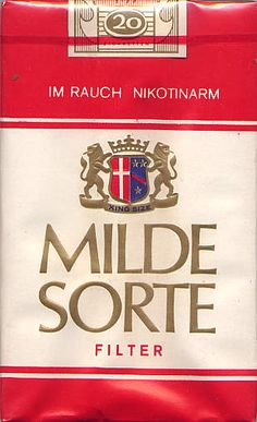 Milde Sorte Filter 20HR1977