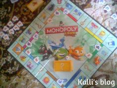 Monopoly, Projects, Blog, Log Projects, Blogging