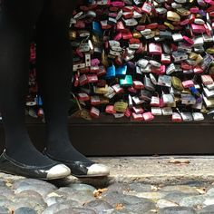 A million #love stories at Casa di Giulietta, Verona, Italy. #NeneShoes #shoelove