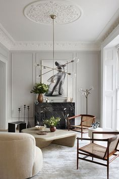 couch living room room furniture shui living room room inspiration and white living room room inspiration room ideas living room ideas Design Living Room, Living Room Sets, Home Living Room, Living Room Decor, Living Spaces, Cozy Living, London Living Room, Room Interior, Home Interior Design